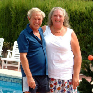 Keith and Sandra based in Javea